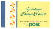Ireland-1990 greetings booklet mnh SB34