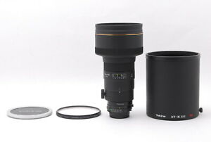【ALMOST UNUSED】Tokina AT-X AF 300mm f2.8 For Nikon Lens From Japan 1526