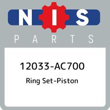 12033-AC700 Nissan Ring set-piston 12033AC700, New Genuine OEM Part