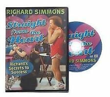 Richard Simmons: Straight from the Heart (DVD, 2010) NEW