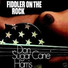 DON HARRIS SUGARCANE - FIDDLER ON THE ROCK mps 15062 LP