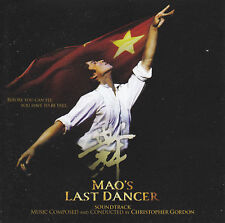 Mao's Last Dancer-2009-Original Movie Soundtrack CD