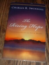 The Rising Hope by Charles R. Swindoll (2008, Paperback)