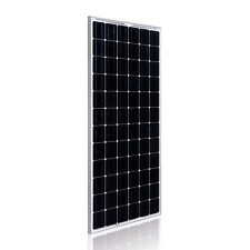 Pannello solare fotovoltaico 195 W 24 V monocristallino 72 celle nuovo