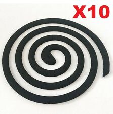 Mosquito Repellent Coil Scent Baby Safety Insect MOSKILLER 10 Coils / Box New