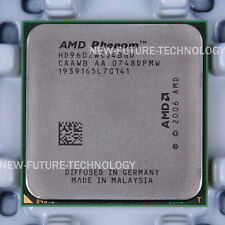AMD Phenom X4 9600 (HD960ZWCJ4BGD) CPU 533 MHz 2.3 GHz Socket AM2+ 100% Work
