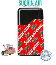 Suorin Air  Skin Wrap Protective Vinyl Decal Case Cover Sticker Sup