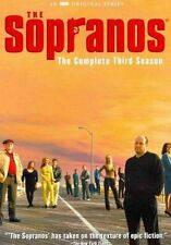 Sopranos Complete Third Season - DVD Region 1