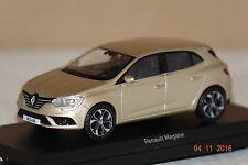 Renault Megane 2015 beige 1:43 Norev neu & OVP 517720