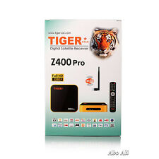 TIGER Z400 Pro 1 Year Red IPTV 1 Year TOP Ten 1 Year Kids Movies