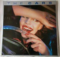 The Cars Vinyl LP Elektra 1978 K52088 1978 A1/B1