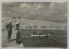 Bulgaria Sand Dunes Nessebar 1960 Postcard (P319)