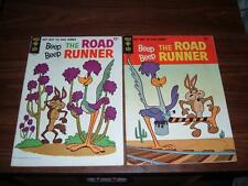 Beep Beep, the Road Runner 2-39---lot of 14 comic books ( Gold Key)