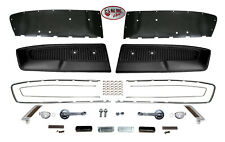 PONY 1965-66 Ford Mustang Black Pony Interior Door Panel Kit with Hardware