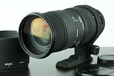 Sigma 50-500mm F4-6.3 EX APO DG RF HSM Lens for Canon
