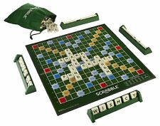 Original Scrabble Crossword Family Board Game Authentic by Mattel New