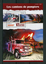 Togo 2015 MNH Fire Engines 1v S/S Trucks 1997 HME Class 7 Ford L90000