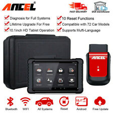 OBD2 Tablet Scanner Bluetooth WiFi Full System + Reset Function Diagnostic Tool