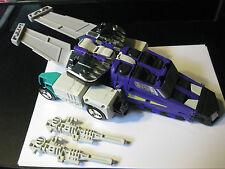 SIXSHOT SIXCHANGER COMPLETE NICE G1 VINTAGE ORIGINAL TRANSFORMER!