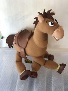 Thinkway Toys Disney Pixar Collection Toy Story  Bulls Eye Woody's Horse
