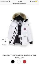 Canada Goose Expedition Parka Fusion Fit Size Medium Will Fit Size 8/10/12