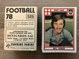 Panini Football 78 Stickers No's 251 - 525 Pick and Choose your Stickers
