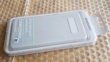 100% Oficial Genuino 8 Samsung Galaxy Note Cubierta Transparente Transparente