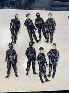 ACTION FORCE SAS JOB LOT X8