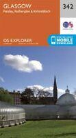 Glasgow by Ordnance Survey 9780319245941 | Brand New | Free UK Shipping