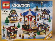 Lego 10235 Winter Village Market Creator Expert