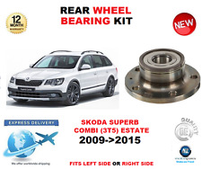 FOR SKODA SUPERB REAR WHEEL BEARING 2009->2015 3T5 ESTATE LEFT or RIGHT SIDE