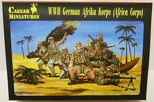 Caesar Miniatures 070 - WW2 German Afrika Korps               1:72 Scale Figures