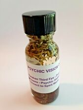 Psychic Vision Oil Third Eye Oil Prophetic Dreams Conjure Oil Spirit Contact