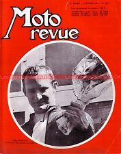 MOTO REVUE 1824 MIKE HAILWOOD résultats des GP 1966 JAWA 350 Les ELEPHANTS 1967