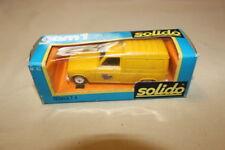 Solido 42 Renault 4 Gam 1 Van Rare New in Box 1/43