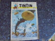 beau fascicule tintin n4- 23 janvier 1947