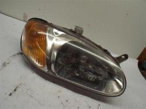 Passenger Right Headlight Fits 98-01 SEPHIA 193060