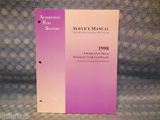 1998 Ford Truck F-Series & Econoline LPG Gas 5.4L Bi-Fuel Eng OEM Service Manual