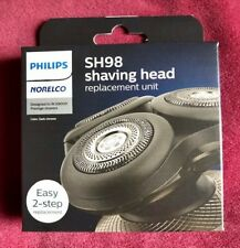 New Sealed Philips Norelco SH98/72 Shaving Heads Replacement