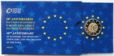 Original 2 EURO EMU 2009 Coin Blister PP Proof Portugal