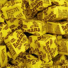 Necco Banana Splits  Classic Retro  Candy  1 -lb bulk