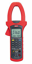 UT233 3 phase Power Clamp Meter 1000A 600V Power factor