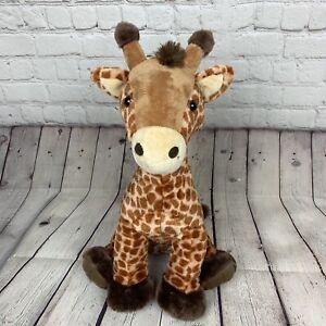 "Fiesta Giraffe Plush Stuffed Animal Toy Doll 18"" Tall Standing Zoo Large"