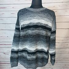 Protege Collection Sweater Cosby Weave X-Large XL 100% Acrylic USA Made Protégé