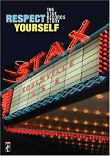 RESPECT YOURSELF : THE STAX RECORDS STORY -  Region Free DVD - Sealed