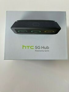 HTC Hub 5g Powered by Sprint/T-Mobile - Lightly Used With Box