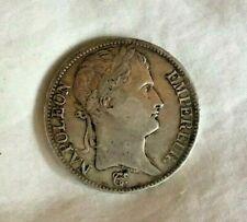 MONNAIE DE 5F EN ARGENT NAPOLEON EMPEREUR 1811 A