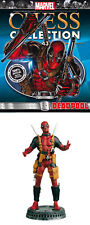 DEADPOOL figurine~Marvel Chess Collection #43~Eaglemoss~statue~hero pawn~NIP