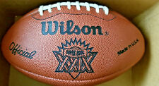 Wilson Super Bowl XXIX Official Leather Football in Original Box