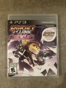 Ratchet and Clank: Into the Nexus (Sony Playstation 3, 2013) PS3